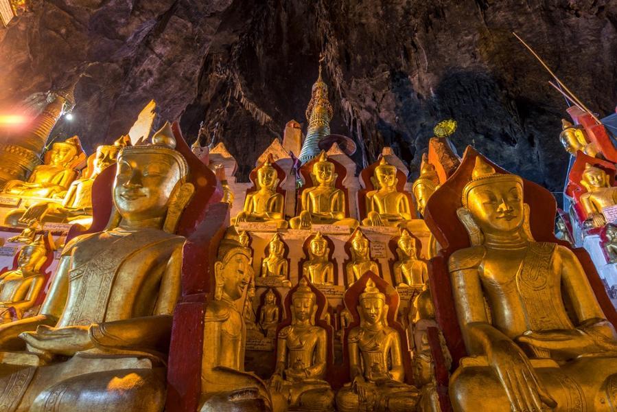 Les 8 lieux incontournables à visiter au Myanmar